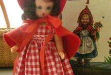 Rotcapchen / by Gypsy Moye'