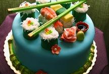 Cake Lovelies / by Jennifer / Fiber Flux