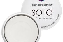 blendercleanser solid / by beautyblender