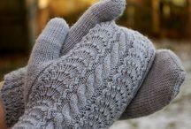 Fiber - Knit-Crochet-Embroidery / by Kaye
