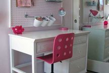 Girls room / by Mindy Sheible