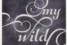 Inspiration: Typography / by Jeanette Verster