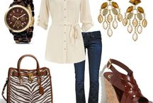 passion for fashion / by carley lau