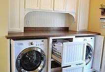 Laundry Ideas / by Art, Love and Joy