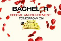 ABC'S The Bachelor / by Good Morning America
