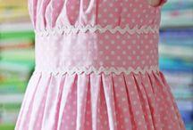 alina's dress / by Novy Hadian