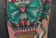 Tattoos / by Keisha Lair