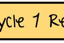 CC Cycle 1 / by Jana D
