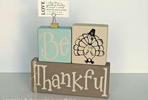 Thanksgiving / by Stephanie VanTassell