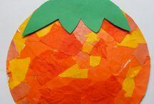 Preschool fall  / by Julia Butina