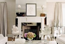 Lovely Living Rooms / Places To Sit Live & Enjoy  / by Tiffany Zimmerman