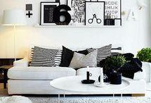 Black & White / by Karen Patterson