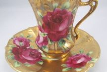 Tea Pots, Tea cups and Saucer's oh my... / by Donna Roberts