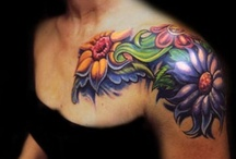 Tattoos / by Erin Pemberton