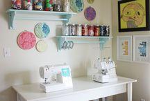 Craft Room / by Tammy Bishop-DiPenti