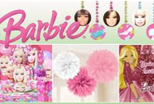 Barbie Party Supplies / Barbie Test                             / by Hard To Find Party Supplies