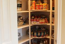 Larder/Pantry Makeover / by Naomi Wade