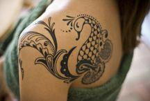Tattoos / by Dana Whissen