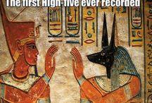Egyptian Stuff / by Kathy Win