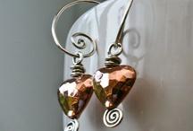 Bling!!!!  Earrings! / by Monette McNaughton