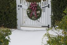 Holiday Chic / by Rebecca Sweet | Harmony in the Garden