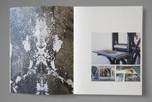 Catalog Design / by Danielle Capotosto : five blessings