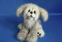 Dogs / Research for my future mink dog creations. Dog photographs and art. / by Kathy Myers