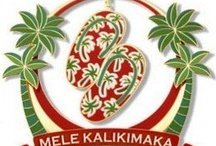 CHRISTMAS: Mele Kalikimaka / by Melinda Bracamonte