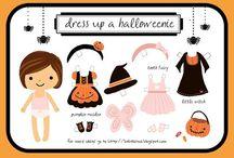 Halloween / by Rhea Coles