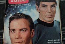 STAR TREK / To BOLDLY go... / by Lee Roy Brown