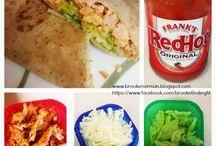 21 day fix meals / by Jennifer Highstreet