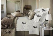 {Interiors} Bedroom / To sleep in. My favorite. / by Leslie Baird