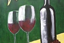 Canvas Party Ideas / by Leanna Gutierrez