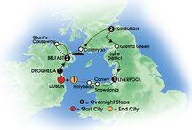 2015 Britain and Ireland Tours / by CIE Tours International