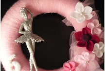 Ballerina themed party / by Eva Prime