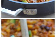 Recipes / by Edith Avila