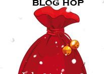 Ho HO HO blog hop begins JULY 31st / OUR Christmas CAROL from just let me quilt is sooo ready. She is as excited as all those participating- we are all ready  to launch our Christmas season with a lot of HO HO HO... / by Mdm Samm ...