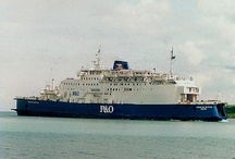 History of Ships / by P&O Ferries
