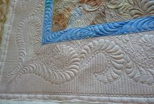 machinequilting / by Frieda Anderson