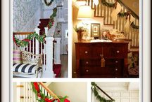 Christmas Banisters / by Between Naps On the Porch