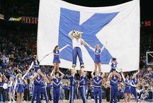 Kentucky basketball / by Nikki Sexton