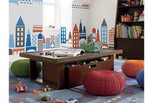 Play room / by Ceara @ DIYconfessions
