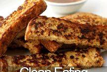 Clean eating / by Anette Herrera Spoon