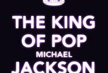 #the king of pop / by ღ Lucy Mcdonald