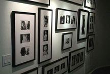 Jennifer Loomis Photo Walls / by Jennifer Loomis Photography
