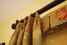 Window Treatments / by Carrie @ Dittle Dattle