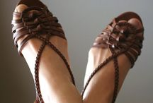 Shoe Lust / SHOES! I love shoes... Flip-flops, high-heels, platforms, peeptoes, pumps. Pretty much all foot fashion.  / by makeupandbeautyblog