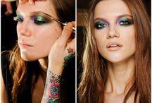Celebrity Make-up / by li chen