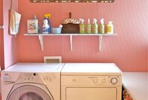 Laundry Room Ideas / by Melissa Byrne