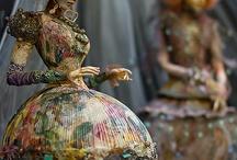 Dolls / by Margot Shaw